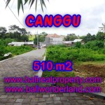 Spectacular Property for sale in Bali, land for sale in Canggu Bali – TJCG150