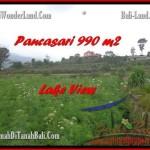 Exotic PROPERTY LAND IN TABANAN FOR SALE TJTB174