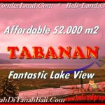 FOR SALE Magnificent 52,000 m2 LAND IN TABANAN BALI TJTB164